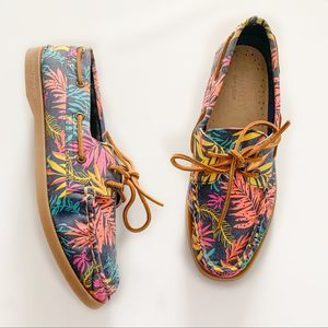 Sperry Top-Sider Seaweed Tropical Boat Shoes